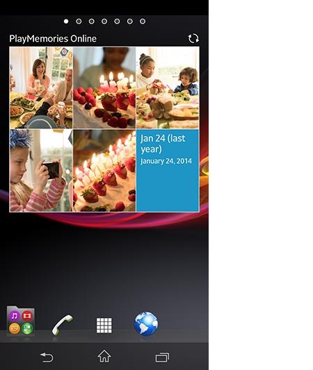 android startbildschirm hinzufügen